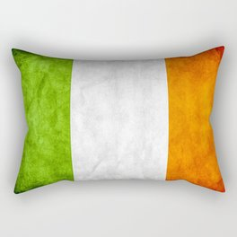 TriColour of Ireland bywhacky Rectangular Pillow