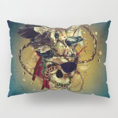 Lost In The Sea Pillow Sham