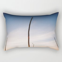 No title Rectangular Pillow