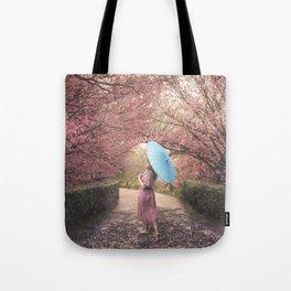 Sakura Parade Tote Bag
