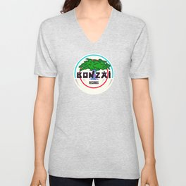 Bonzai Records - Deejay Unisex V-Neck