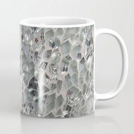 Silvery Glass and Mirrors Coffee Mug