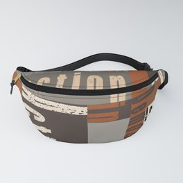 Election Day 7 Fanny Pack