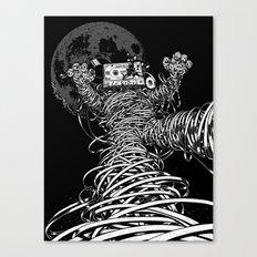 Killer Mix II Canvas Print