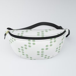 Electric Flowers Fanny Pack