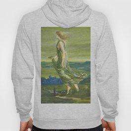 "Sir Edward Coley Burne-Jones ""Evening"" Hoody"
