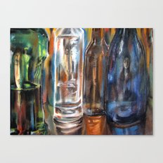 Bottled Up Canvas Print
