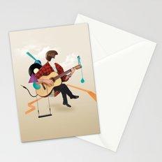 ILOVEMUSIC #1 Stationery Cards