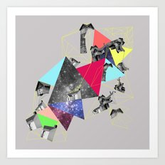 Surface II Art Print