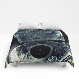 Come On Die Young Rave Tapes Mogwai Men Comforters