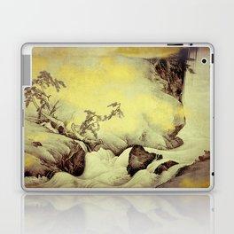 A Golden Winter Laptop & iPad Skin