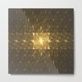 Reflections of the Phoenix Metal Print
