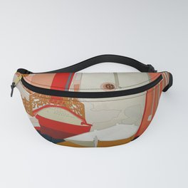 italy venice canale Fanny Pack