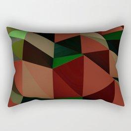 mountainous #21 Rectangular Pillow