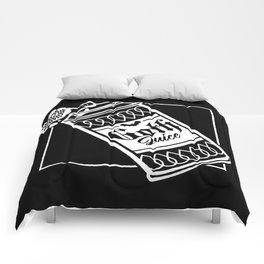 Goth Juice Comforters