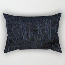 Neurons Rectangular Pillow
