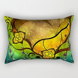 Lady Creole Rectangular Pillow
