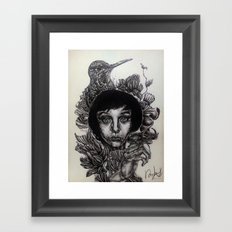 Nature By Davy Wong Framed Art Print