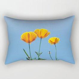 Poppy Daydream Rectangular Pillow