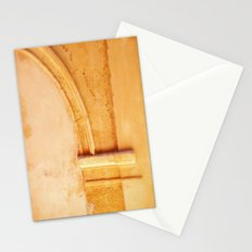 Stone arch detail. Stationery Cards