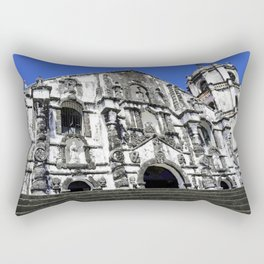 Our Lady of the Gate Parish Church Rectangular Pillow