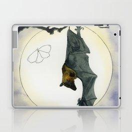 Moonlight Bat Laptop & iPad Skin