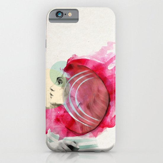 Bright Pink iPhone & iPod Case