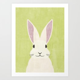 FAUNA / Rabbit Art Print