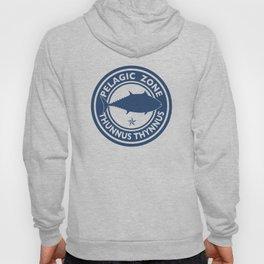 Graphic Bluefin Tuna Design Hoody