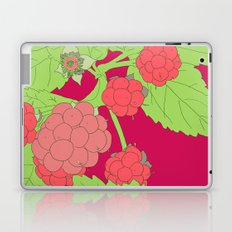 When life gives you raspberries... Laptop & iPad Skin