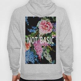 Not basic Hoody