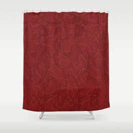 Izalco Shower Curtain