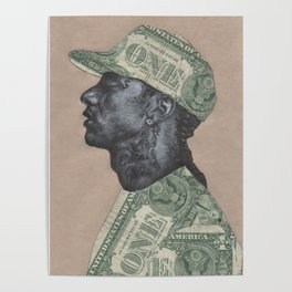HUSSLE Poster