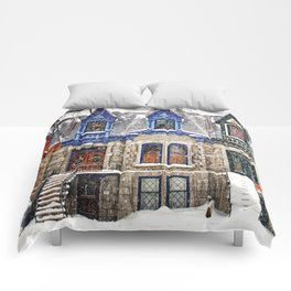 The Enchanting Winter Comforters