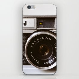 Camera II iPhone Skin
