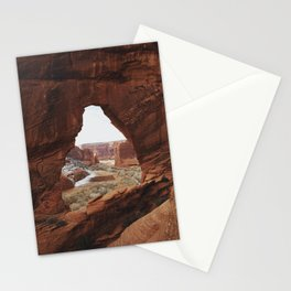 Window Rock Stationery Cards