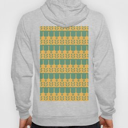 Fresh Flowers Collection Pattern 3 Hoody