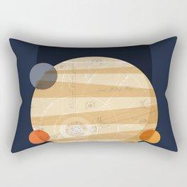 Except Europa Rectangular Pillow