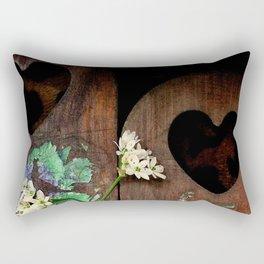 2-gether 4-ever Rectangular Pillow