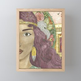 Hannah Framed Mini Art Print