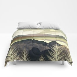 Retro Afternoon Comforters