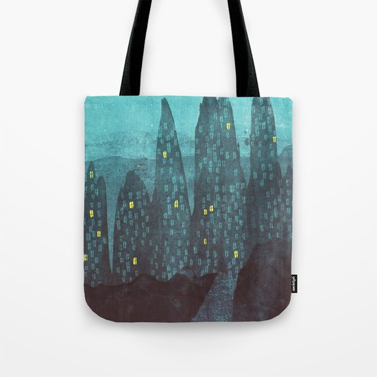 To The City Tote Bag