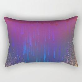 Rain over The Golden Chamber Rectangular Pillow