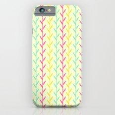 Pretty as a fern  iPhone 6s Slim Case