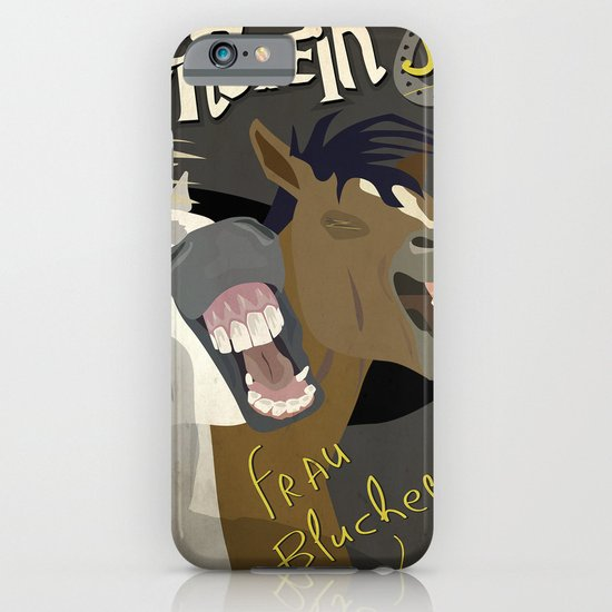 Young Frankenstein iPhone & iPod Case