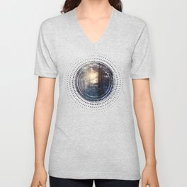 A walk in the forest Unisex V-Neck