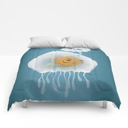 Jellyfishfish - Screwed! Comforters