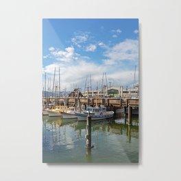 Fisherman's Wharf - San Francisco Metal Print