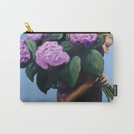 Posy IV / Summer Blooms Carry-All Pouch