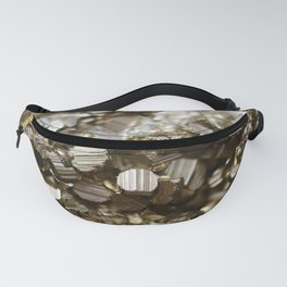 Pyrite Study Fanny Pack